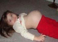 دختری که از پدر و معلمانش باردار شد