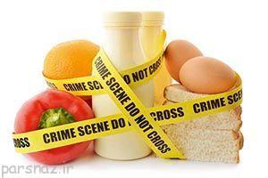 ساخت مواد غذایی با تقلب های خطرناک و زیان آور