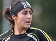 اولین فوتبالیست دختر ایرانی
