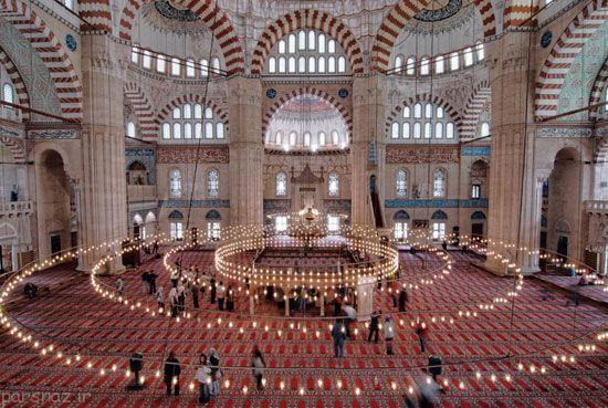 مجلل ترین مساجدی که باید حتما ببینید