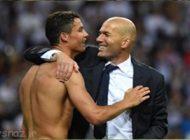 کریس رونالدو باعث قهرمانی رئال مادرید شد