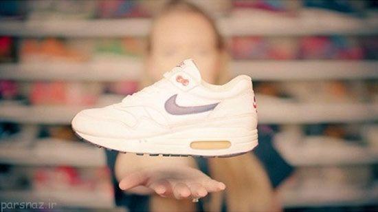 تصاویری جدید از کفش های برند های مشهور جهان