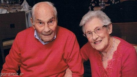 مسن ترین عروس و داماد دنیا