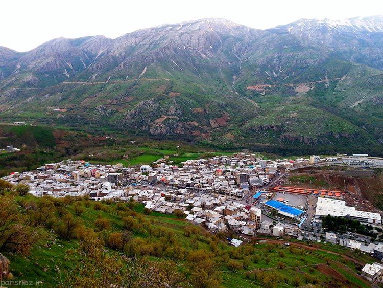 مناظری که در اردیبهشت ماه در ایران باید دید
