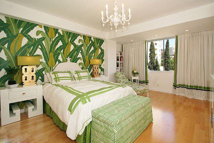 دکوراسیون اتاق خواب با طرح های جذاب و متنوع