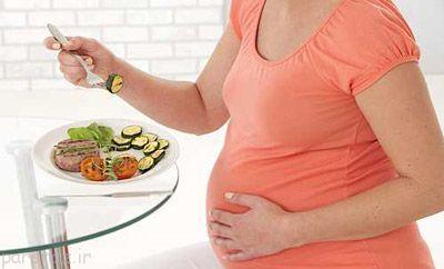 عوارض، روش تشخیص و درمان دیابت بارداری