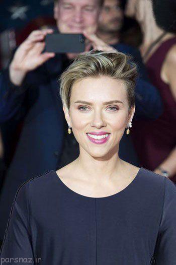 زیباترین ستاره های زن دنیای هالیوود در سال 2016