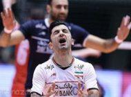 شکست تیم ملی ایران بار دیگر مقابل فرانسه