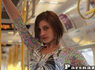 عکس های دیدنی از رقص دختر در مترو
