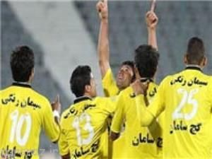 فجرسپاسی به لیگ برتر سعود کرد