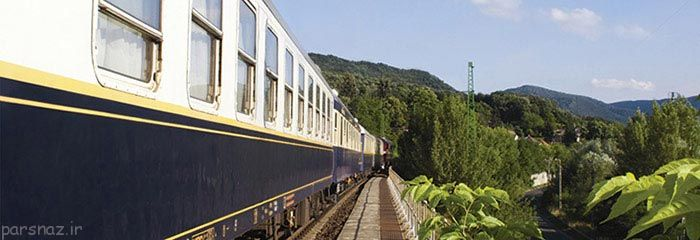 تصاویر زیبا ار مسیرهای جذاب قطار در دنیا