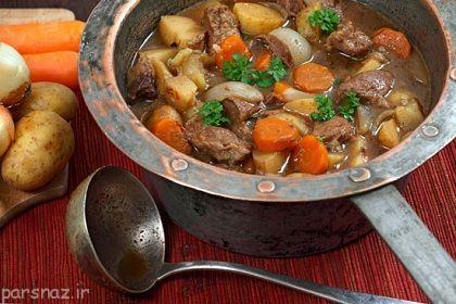 امروز خوراک ایرلندی را امتحان کنید