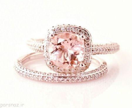 مدل های شیک از حلقه های نامزدی عروسی