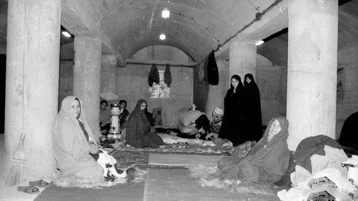 تصاویری تلخ از واقعیت های جنگ ایران و عراق