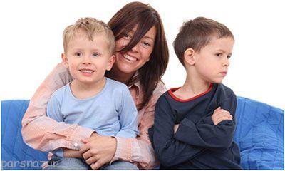 برای فرزند دوم با فرزند اول صحبت کنید