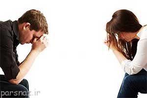 بررسی علل و عوامل طلاق جنسی بین زوجین