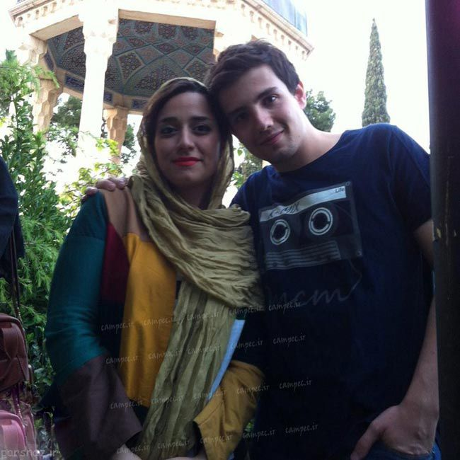 عکسهای بازیگران معروف ایرانی با همسرانشان