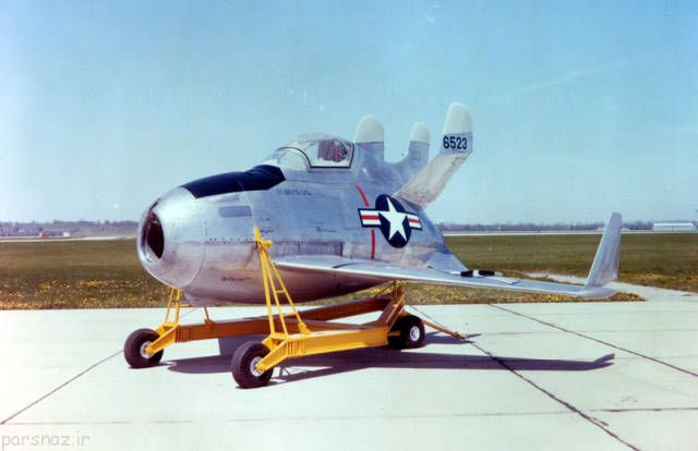 هواپیماهای عجیب و جالب از قدیم تا به امروز