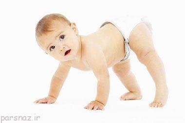توضیحات کامل درباره رشد کودک تا سه ماهگی