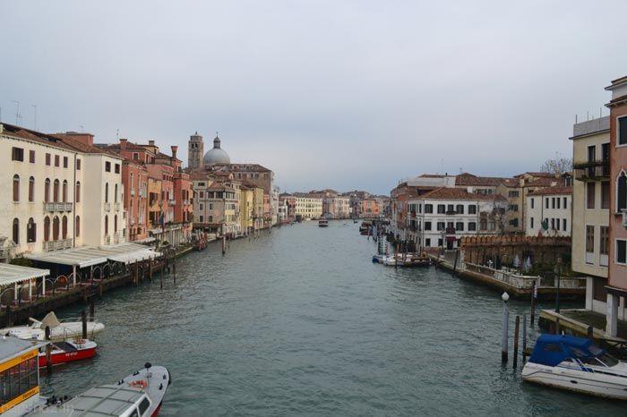 شهری بدون حتی یک اتوموبیل، ونیز ایتالیا