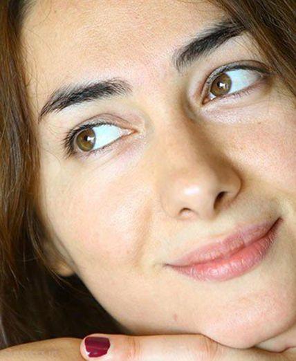 عکس های هانیه توسلی با چهره ای بدون آرایش
