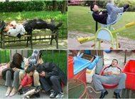 رفتارهای غیر طبیعی شهروندان کشور چین