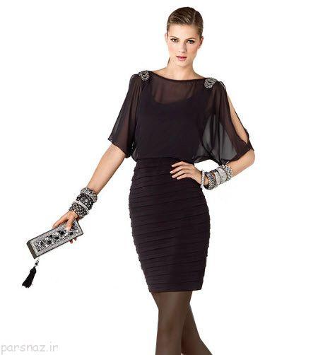 جدیدترین مدل های لباس دخترانه مجلسی