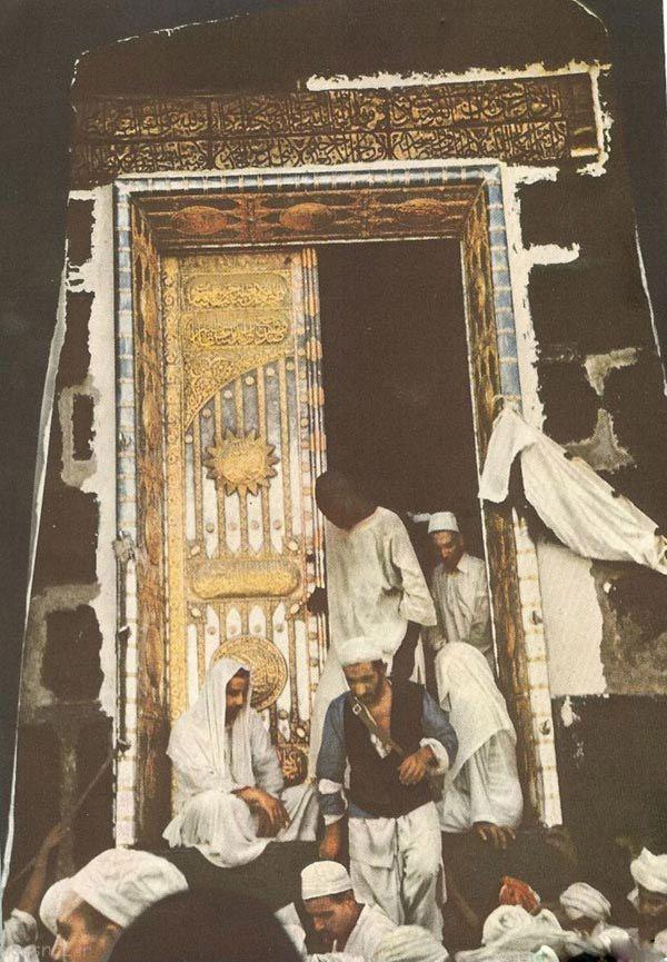 عکس هایی قدیمی و نادر از مراسم حج در مکه