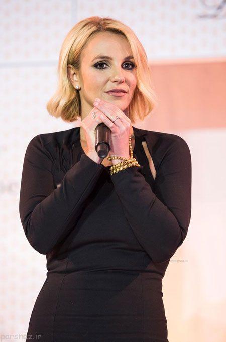 عکس های جدید بریتنی اسپیرز خواننده معروف امریکایی
