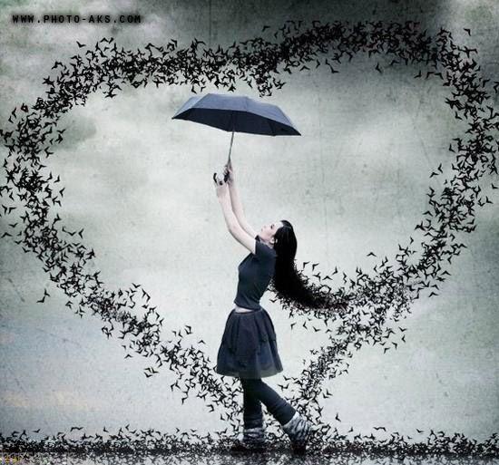 تصاویری رمانتیک و محبت آمیز دختران و پسران