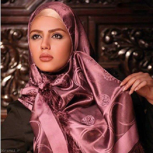 انواع مدل های شال و روسری دخترانه 2016
