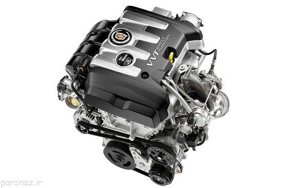 ماشین های قدرتمند با موتورهای کوچک و کم مصرف