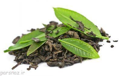 با خوردن چای سبز لاغر شوید