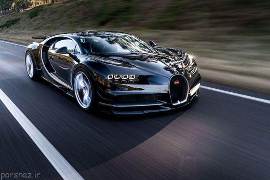 خودروهای مدرنی که انتظارشان را می کشیم