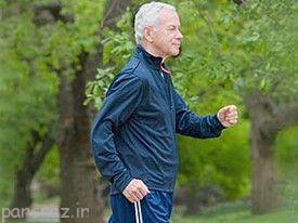 کاهش قدرت عضلات در دوران پیری