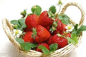 آیا توت فرنگی برای خانم های باردار مضر است؟
