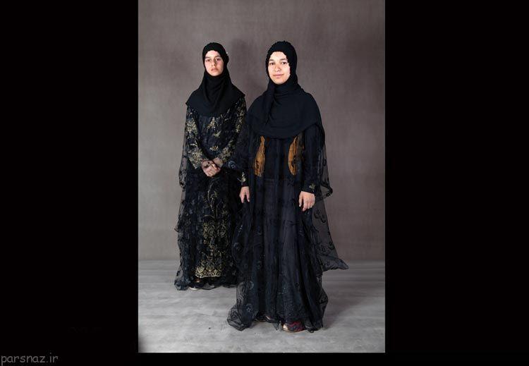 لباس های بومی و محلی بر تن زنان زیبای ایرانی