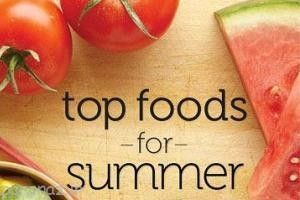 بهترین مواد غذایی مناسب فصل تابستان