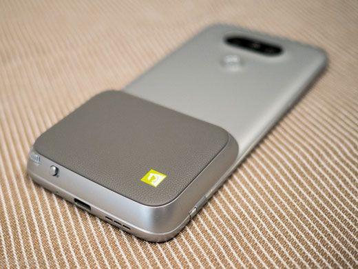 اشکالاتی که می توان به گوشی G5 ال جی گرفت