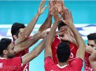 برنامه کامل مسابقات تیم ملی والیبال ایران در انتخابی المپیک 2016