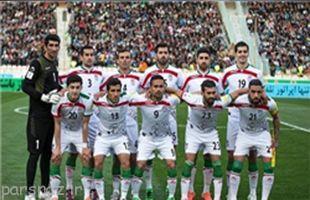 دومین بازی تدارکاتی تیم ملی فوتبال ایران با قرقیزستان
