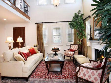 بهترین مبلمان را با فرش های طرح دار ست کنید