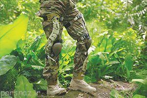 تولید برق سربازان آمریکایی با راه رفتن
