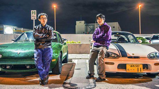 فرهنگ ماشین سواری ژاپنی ها را از نزدیک ببینید