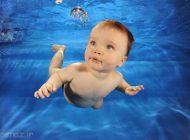 در چه سنی برای کودک شنا را یاد دهیم