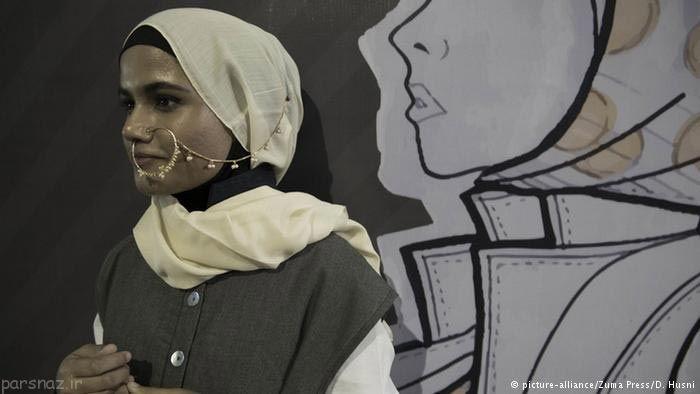 عکس های زیبا از جشنواره اسلامی مد اندونزی