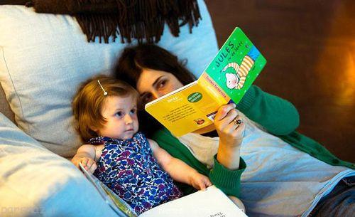 فایده های خواندن داستان برای کودکان قبل خواب