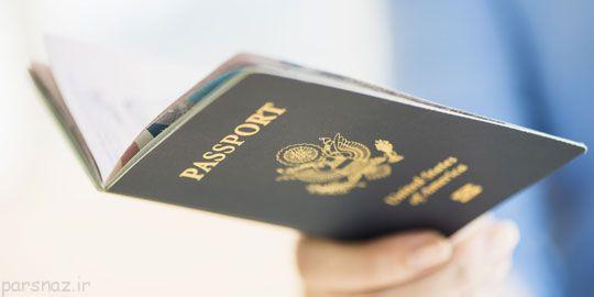 با نکات لازم برای مسافرت های خارجی آشنا شوید