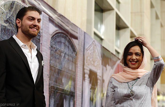 حضور بازیگران مشهور در جشن اختتامیه سریال شهرزاد