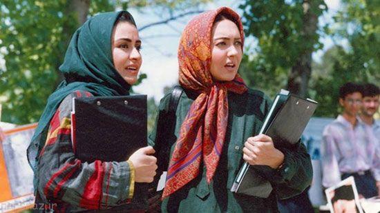 نمایی عاشقانه از زنان بازیگر در سینمای ایران